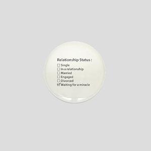 Relationship Status Mini Button