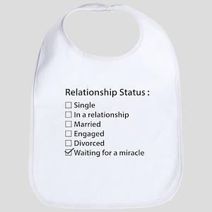 Relationship Status Bib
