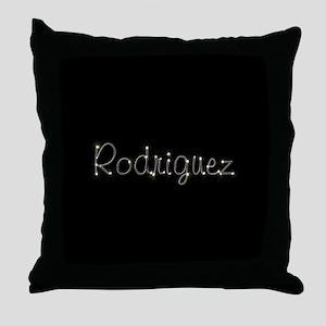 Rodriguez Spark Throw Pillow