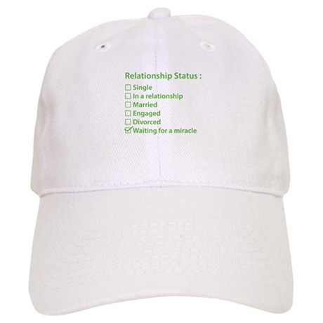 Relationship Status Cap