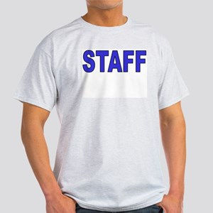 STAFF INFECTION Ash Grey T-Shirt
