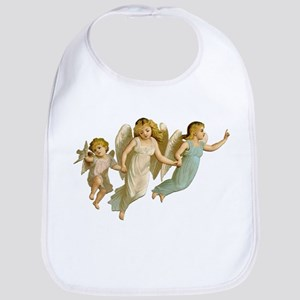 Angel Children Bib