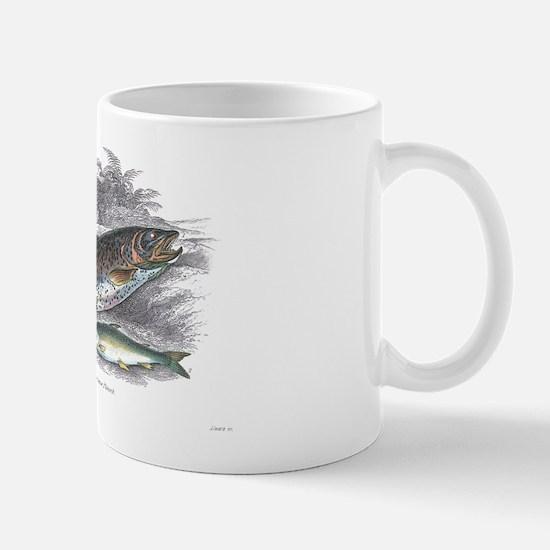 Trout Fish Mug