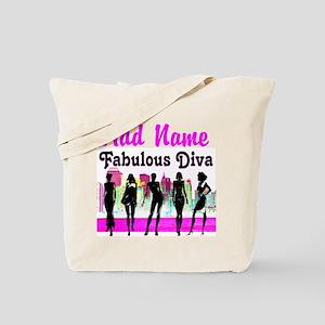 FABULOUS DIVA Tote Bag