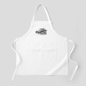 Trout Fish BBQ Apron