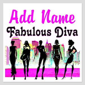 Diva Invitations And Announcements Cafepress