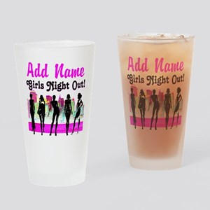 GIRLS NIGHT OUT Drinking Glass