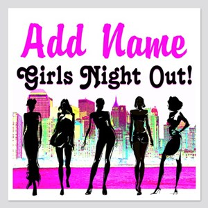 girls night out invitations and announcements cafepress