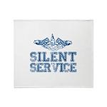 Silent Service with Submarine Dolphins Stadium Bl