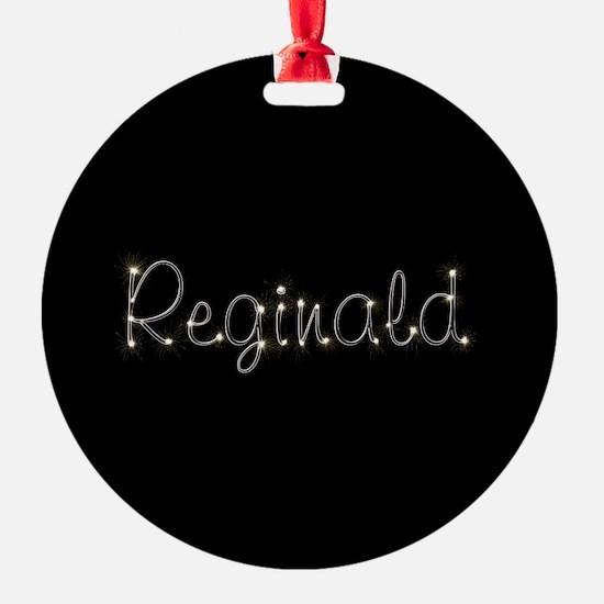 Reginald Spark Ornament