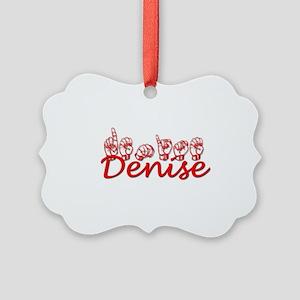 Denise Picture Ornament