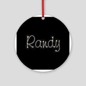 Randy Spark Ornament (Round)
