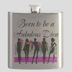 FABULOUS DIVA Flask