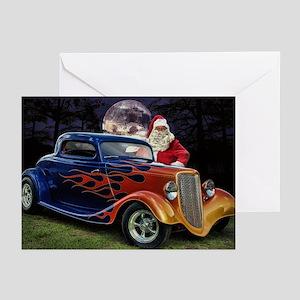 Rat Rod Studios Christmas Cards 27(Pk of 10)