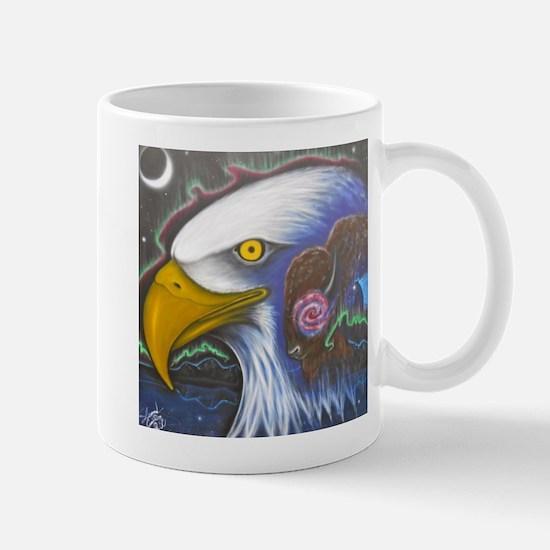 Watch Over Us Mug