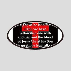 1 John 1-7 Patch