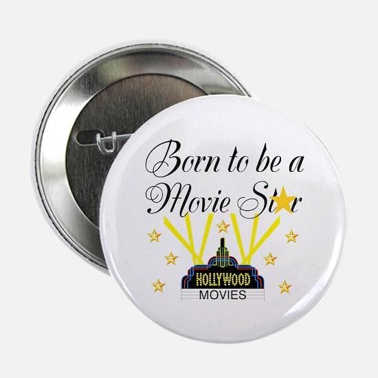 """MOVIE STAR 2.25"""" Button"""