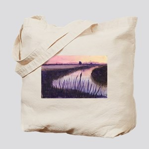 Loxahatchee at Sunset Tote Bag