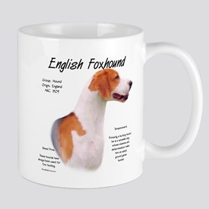 English Foxhound 11 oz Ceramic Mug