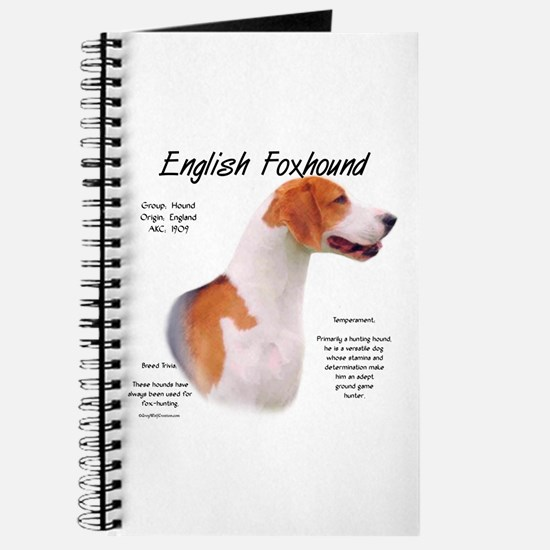 English Foxhound Journal