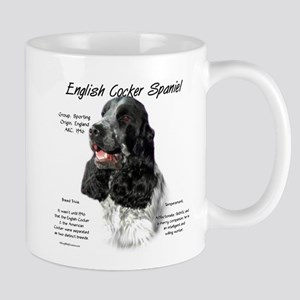 English Cocker (parti) 11 oz Ceramic Mug