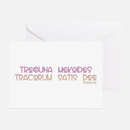 Famous Witch Spell Greeting Cards (Pk of 10)