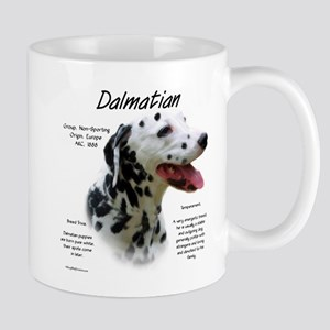 Dalmatian (black spots) 11 oz Ceramic Mug