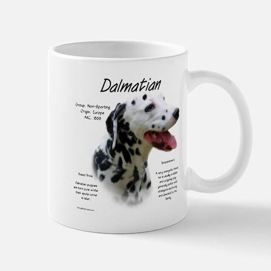 Dalmatian (black spots) Mug