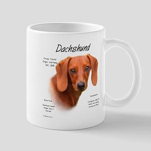 Dachshund 11 oz Ceramic Mug