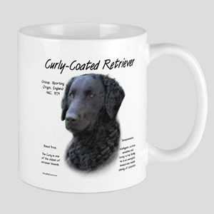 Curly-Coated Retriever 11 oz Ceramic Mug