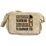 Summon Yak Messenger Bag