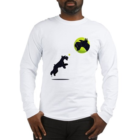 jumpball.jpg Long Sleeve T-Shirt