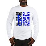 Blue Baritone Long Sleeve T-Shirt