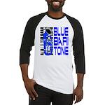 Blue Baritone Baseball Jersey