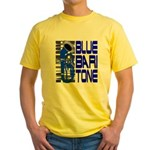 Blue Baritone Yellow T-Shirt
