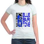 Blue Baritone Jr. Ringer T-Shirt