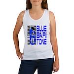 Blue Baritone Women's Tank Top