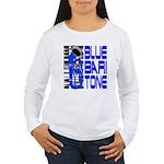 Blue Baritone Women's Long Sleeve T-Shirt