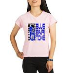 Blue Baritone Performance Dry T-Shirt