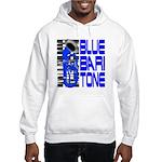 Blue Baritone Hooded Sweatshirt