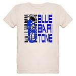 Blue Baritone Organic Kids T-Shirt