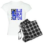Blue Baritone Women's Light Pajamas