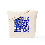 Blue Baritone Tote Bag