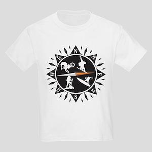 Adventure Compass Kids Light T-Shirt