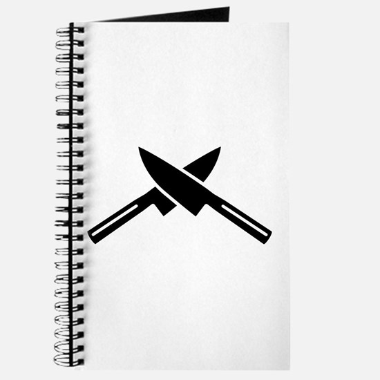 Crossed knives Journal