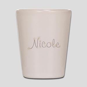 Nicole Spark Shot Glass