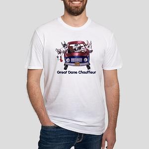 Dane Chauffeur Fitted T-Shirt