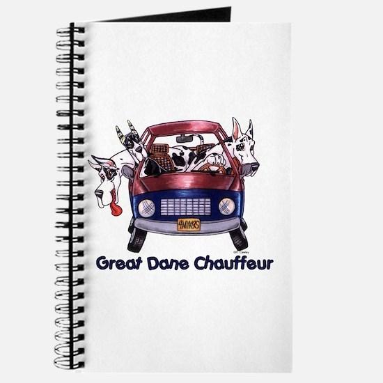 Dane Chauffeur Journal