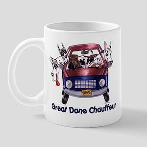 Dane Chauffeur Mug