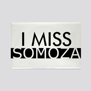Somoza Rectangle Magnet